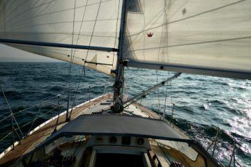 Cercle De La Voile De Dieppe La Mer Ensemble